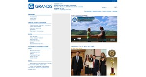 Grandis-City. Messe, Events, Bildung, Tourismus