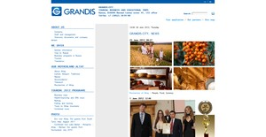 Grandis-City. Tourism, Business and Educational trips